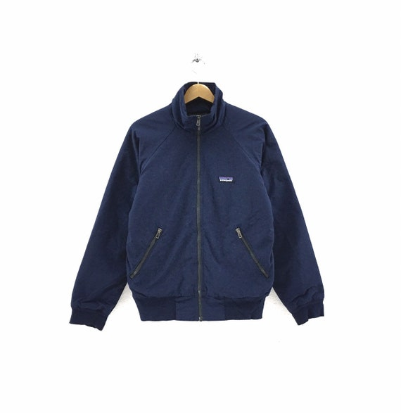 Patagonia Jacket Bombers Design Zipped Size M Outd
