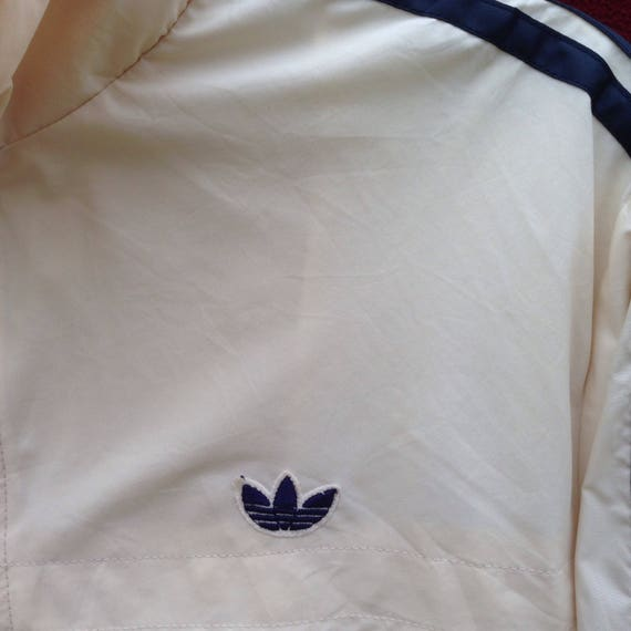 Rare West men trefoil clothing Vintage Adidas clothingVintage Very 90's vintage Germany men in made windbreaker dfWUcPqw0a