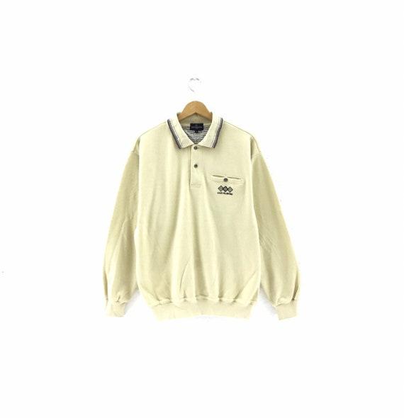 Vintage Louis Valentino Sweatshirt Crewneck biglog
