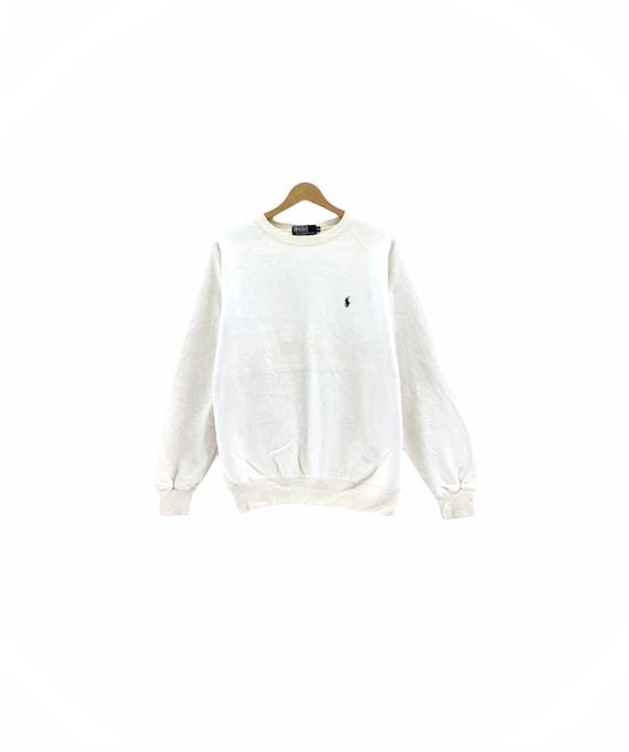 Vintage Polo Ralph Lauren Sweatshirt small pony lo