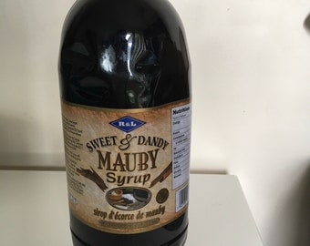 Mauby Syrup