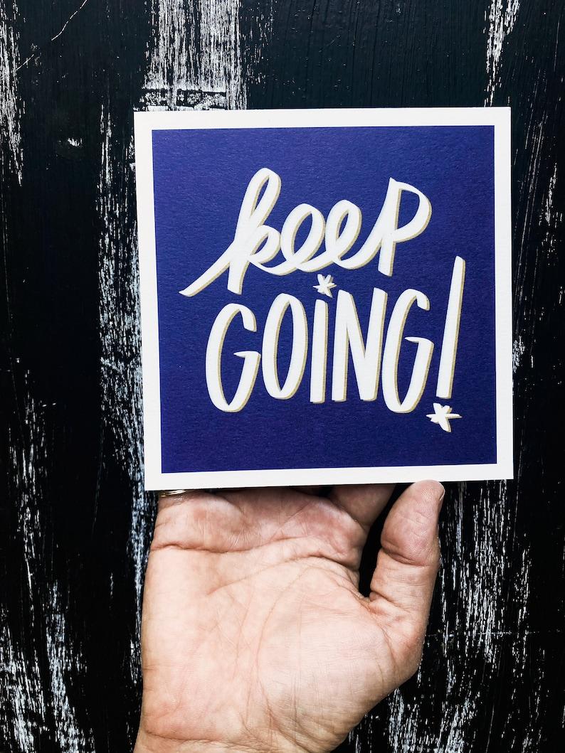 Keep Going image 2