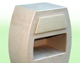 KIT-CARDBOARD PLUMDU MODEL