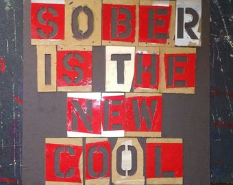 Sober is the New Cool