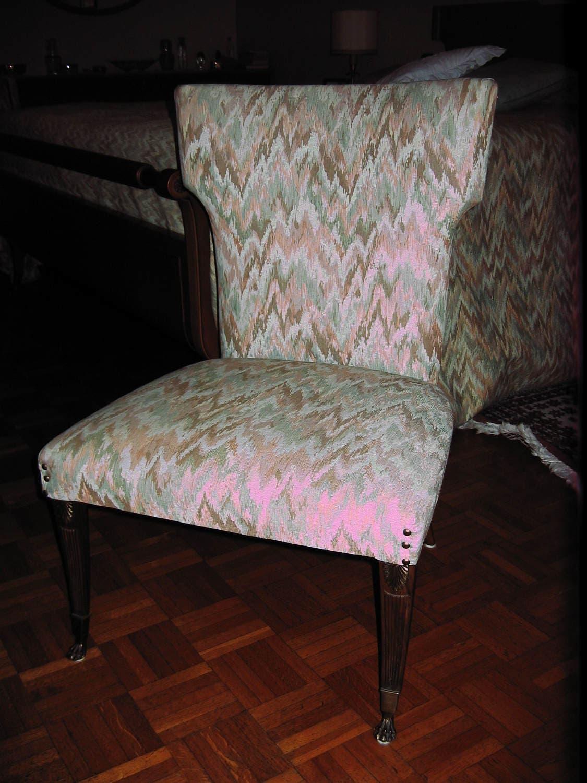 Poltroncine n 2 per camera da letto anni 60 etsy - Poltroncine camera letto ...