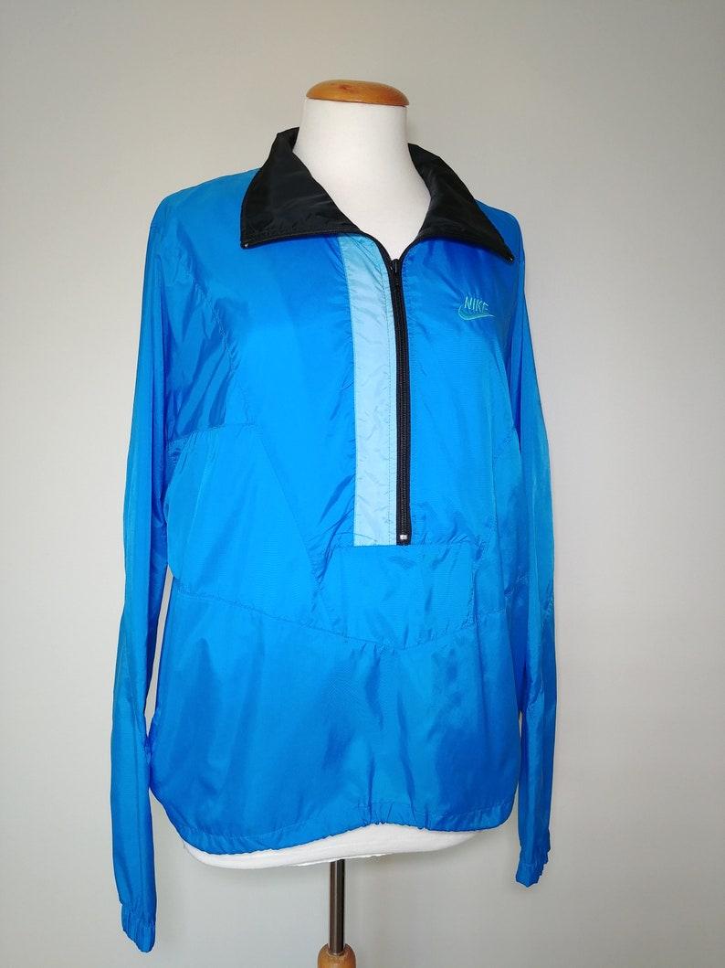 Details about Vintage 90s Nike Full Zip Retro Windbreaker
