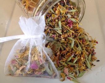 Herbal Baby Bath Tea