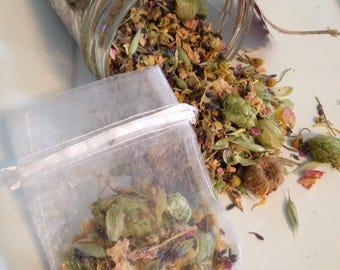 Relaxing Herbal Blend Bath Tea