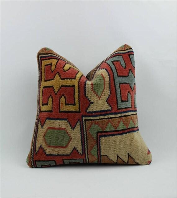 Turkish Home Decor: Turkish Kilim Pillow Home Decor Decorative Pillow Home