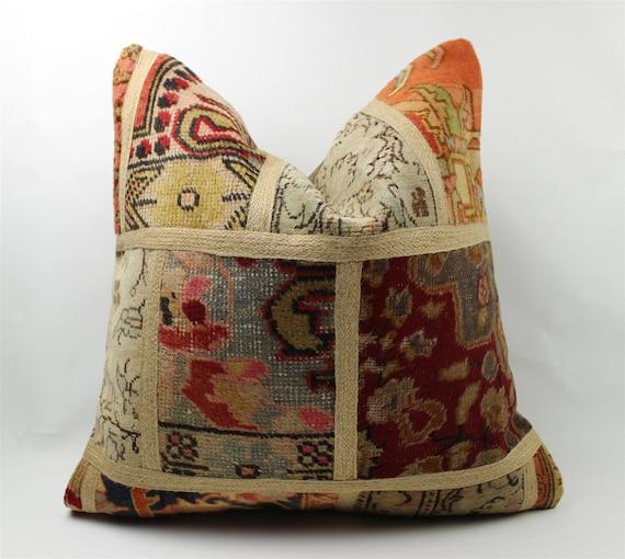 Turkish Kilim Pillow Home Decor Decorative Pillow Home