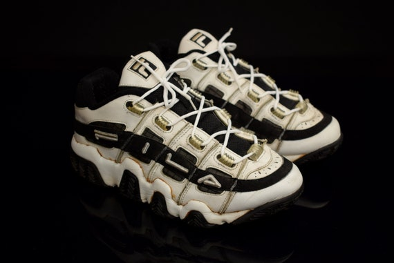Vintage 90s Fila Shoes womens size UK 4