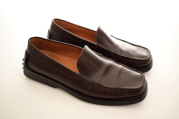 vintage Tod's Loafers mens size UK 7 EUR 40,5 Man