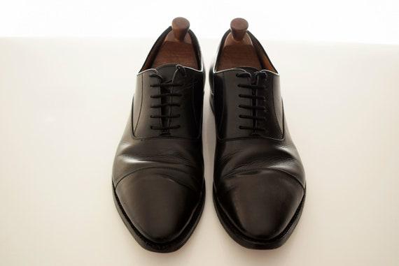 Pour Vintage Cordonnier Kelvin Homme En Cuir Oxford 8Nnv0wmO