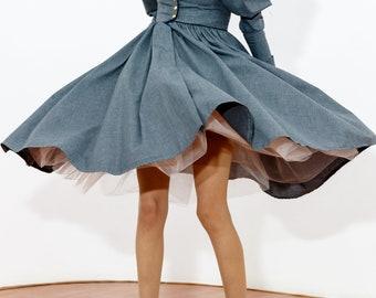 Madame Bovary Dress