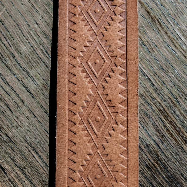 Delrin Leather Stamp Embossing Wheel Pattern 3