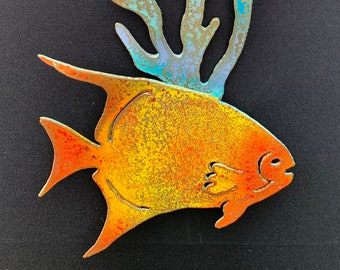 Fish in Coral [MA-040]