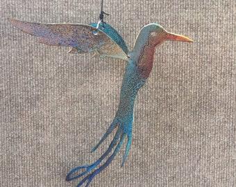 Small Hanging Hummingbird