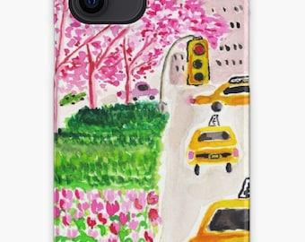 Park Ave, Please! - iPhone Case