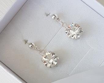 Lucy - drop earrings