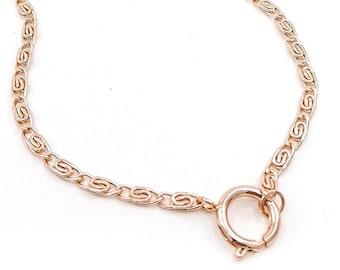 Necklace Oliver - rose gold