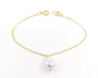 Emily - 18k gold filled bracelet
