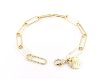 Elisa - chain bracelet