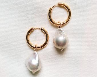 Veronique - stainless steel earrings