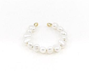 Sarah - freshwater pearl ring