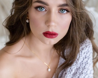 Paris - Pearl jewelry set