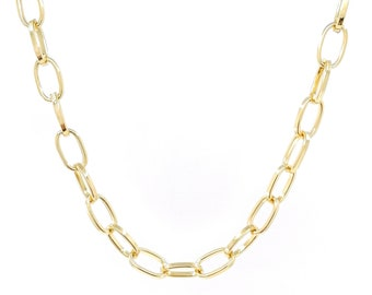 Miami - chunky link chain necklace