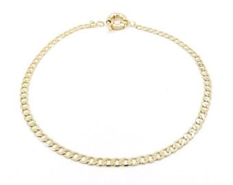 Jack - unisex necklace, 24K gold or rhodium plated