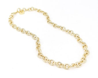 Trixie - heavy chain necklace