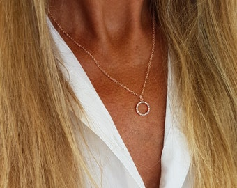 Oh! - Necklace 24k, 17k, rhodium plated