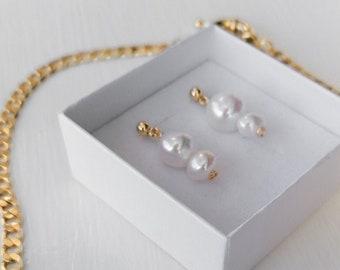 Isla - pearl droplets