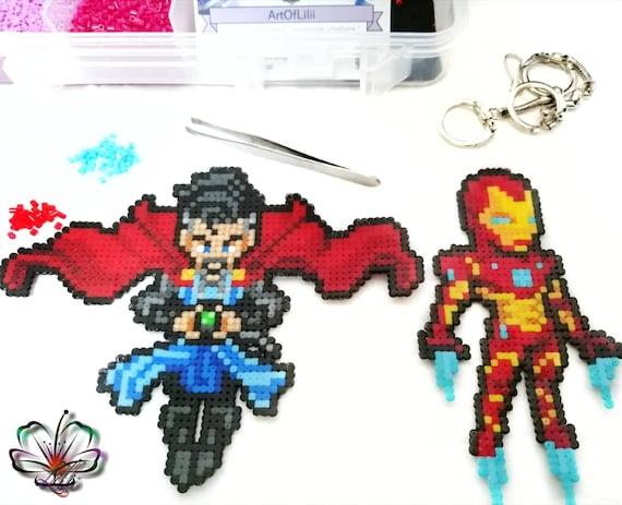 Marvel Iron Mandr Strange Marvel Pixel Art Comics Avengers Unit Price
