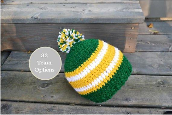Football Winter Hats knit beanie skull cap slouchie headband  4aa6b90e8