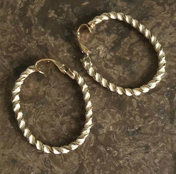 Vintage Lewis Segal Earrings