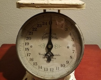 American Family Scale; Vintage - Not legal in trade scale; Vintage kitchen; Farmhouse scale