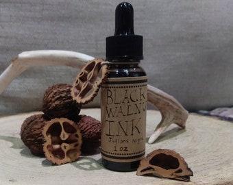 Handmade Black Walnut Ink
