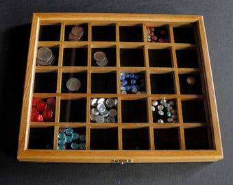 Small Shadow Box Tray