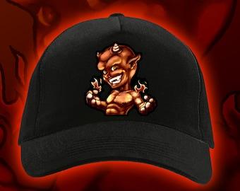 Devil cap