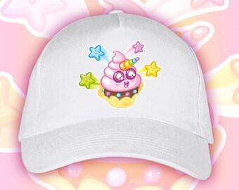 Unicorn Cupcake Cap