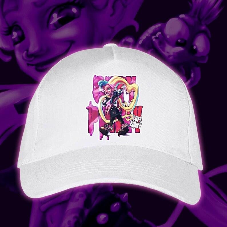 Punk girl cap image 1