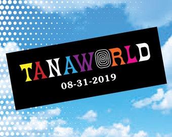 Astroworld sticker   Etsy