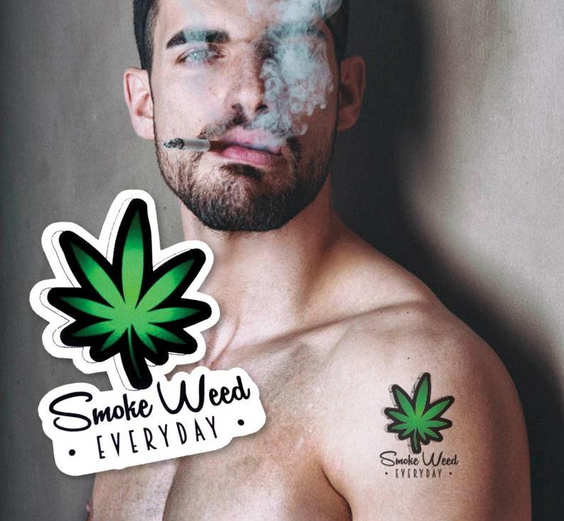 Dre Dog Tattoo Snoop Dr Hip Weed Everyday Etsy Smoke Hop T6tXn