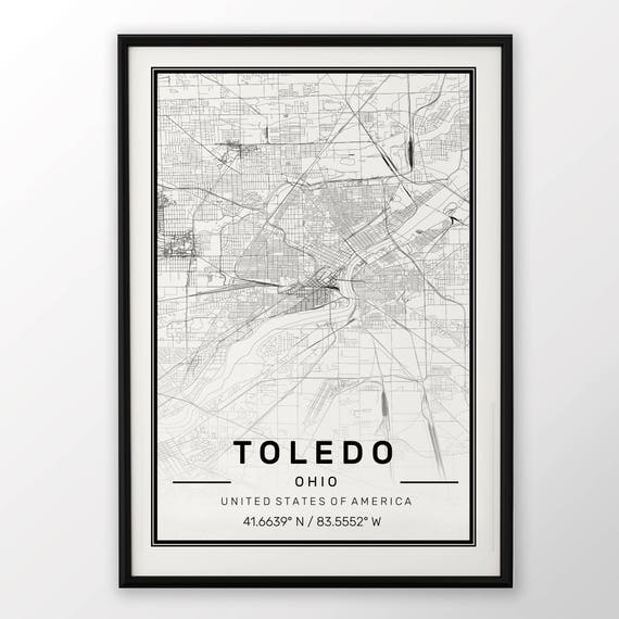 BARCELONA CITY MAP POSTER PRINT MODERN CONTEMPORARY CITIES TRAVEL IKEA FRAMES