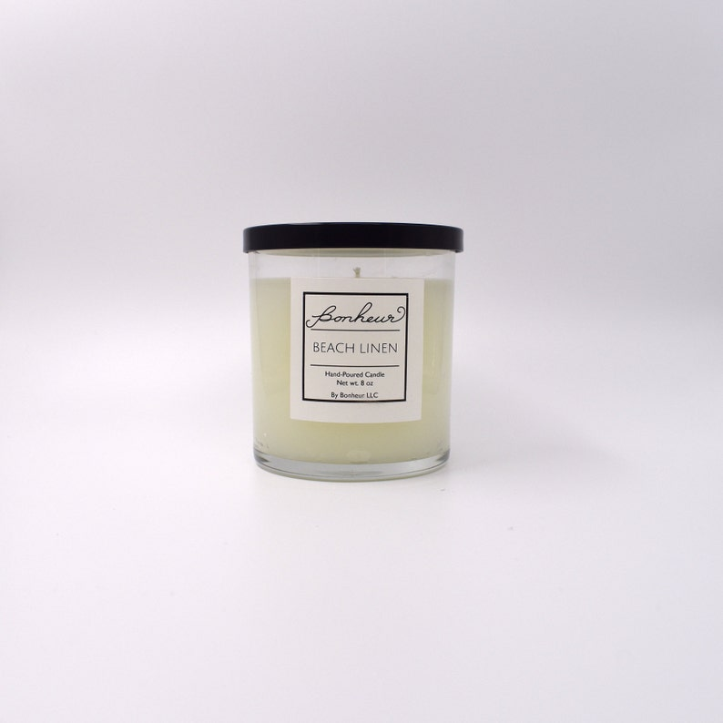 Beach Linen Scented Candle