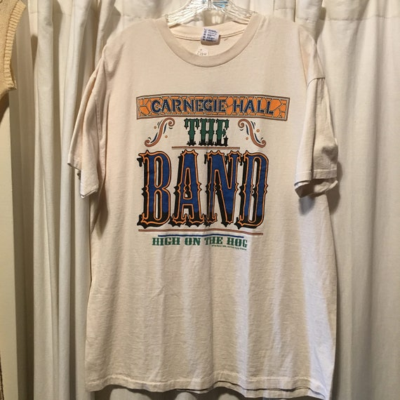 The Band  concert T-shirt