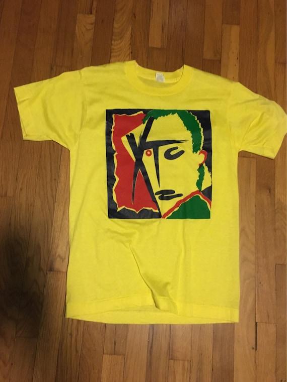 1980s XTC T shirt