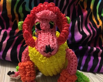 Louise The Rainbow Poodle